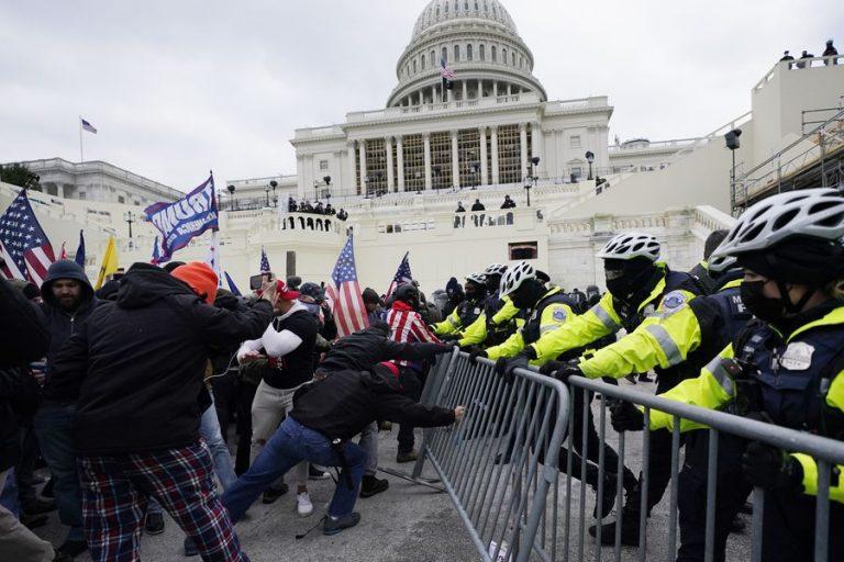 Asalto a la democracia estadounidense