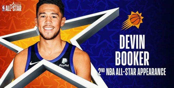 Devin Booker sí estará en el Juego de las Estrellas