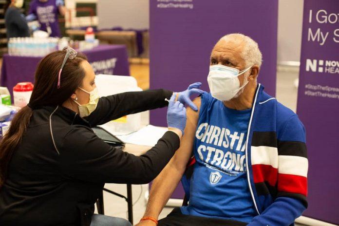 Novant Health aplicará más de 2 mil vacunas en el Spectrum Center