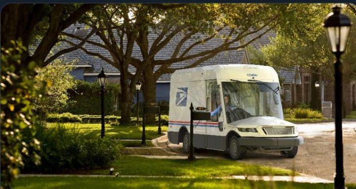 """Así será el """"adorable"""" nuevo vehículo de reparto de U.S. Postal Service"""