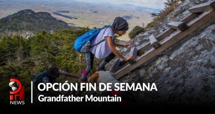 Opción fin de semana: Grandfather Mountain