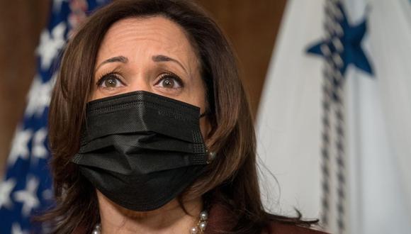 Kamala Harris al mando de la inmigración irregular