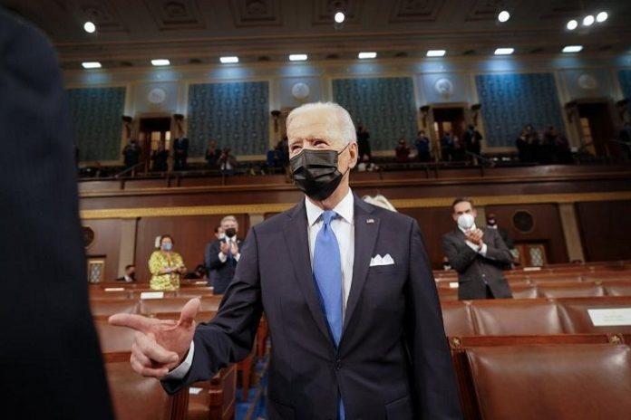 Biden en el Congreso llama a aprobar ley migratoria