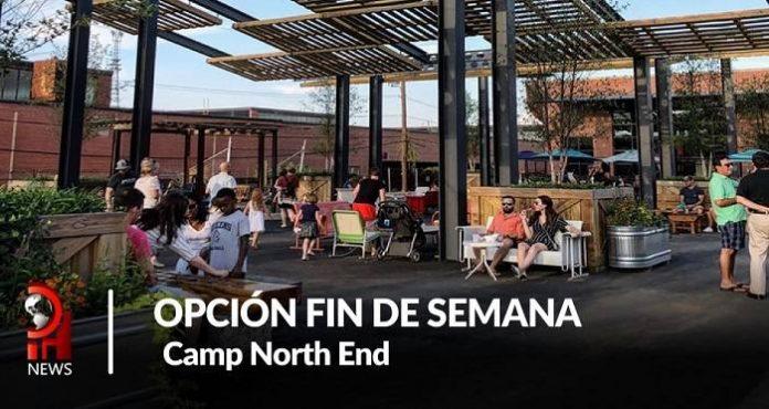 Opción fin de semana: Camp North End
