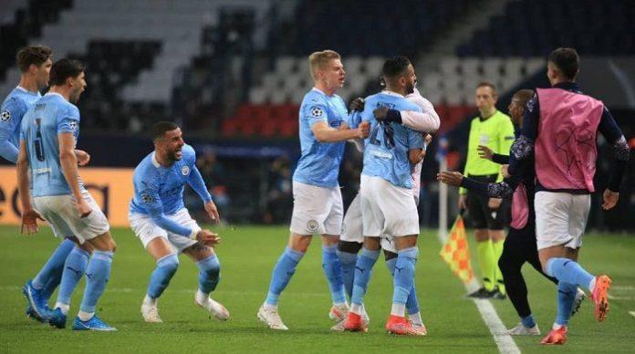 Manchester City remontó ante PSG y se acerca a la final