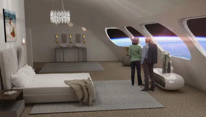 Así será el Voyager Station, el primer hotel en el espacio