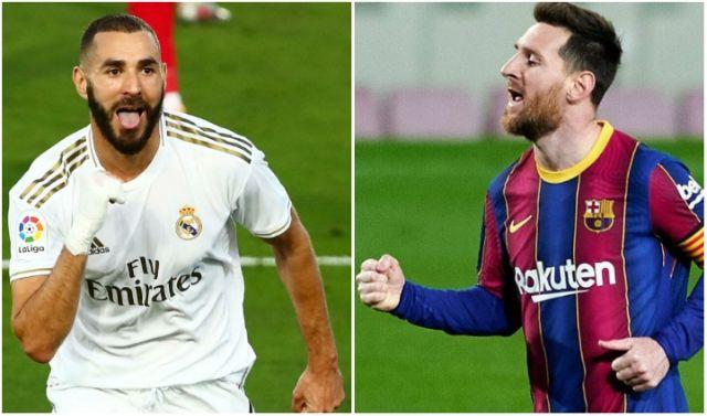 Real Madrid-Barcelona, un clásico que puede definir aspiraciones al título
