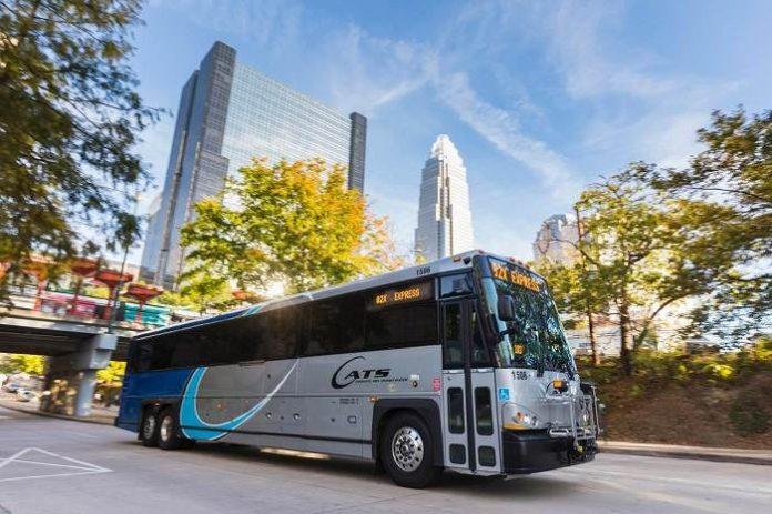 Programa piloto pondrá en marcha autobuses eléctricos en Charlotte