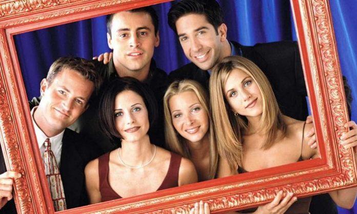 Esto es lo que se sabe sobre el reencuentro de Friends
