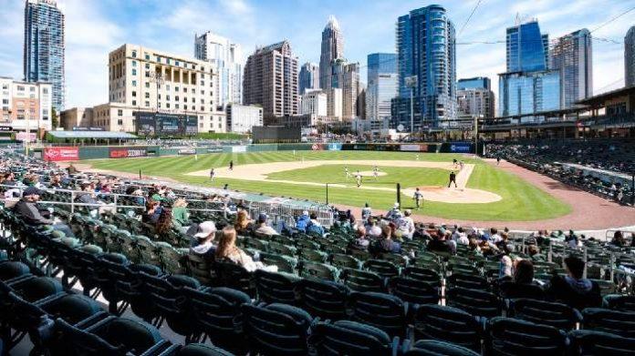 ¡Play ball! Charlotte Knights vuelve a la acción en Truist Field