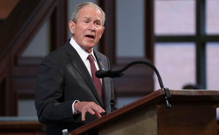 """George Bush afirma que """"inmigración se ha politizado demasiado"""""""