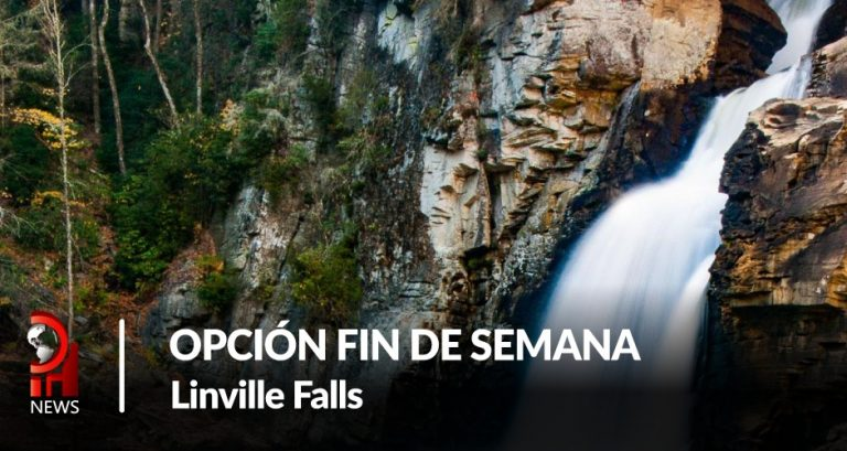 Opción fin de semana: Disfruta Linville Falls