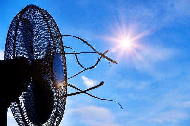 Operación Fan Heat Relief distribuye ventiladores