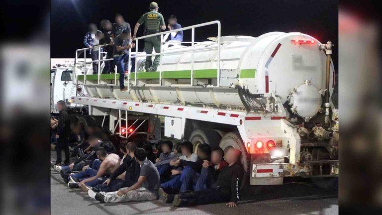 Detenidos 160 inmigrantes en menos de 24 horas en Texas