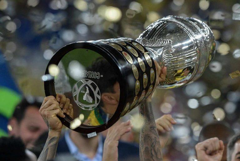 """Copa América 2021 """"Vibra el Continente"""""""