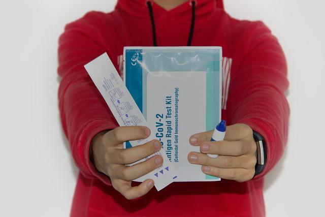 Descubre cómo recibir un kit de prueba de COVID-19 en tu casa