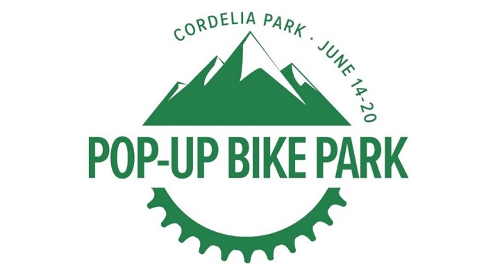 Disfruta de Cordelia Pop-Up Bike Park