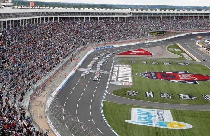 ¿Es Charlotte Motor Speedway la mejor pista de NASCAR