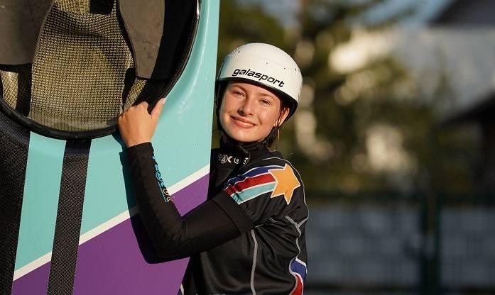 Evy Leibfarth, la joven de NC que irá a los Juegos Olímpicos