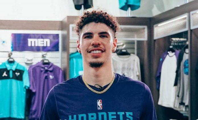 LaMelo Ball, el jugador más ilusionante de los Hornets en años
