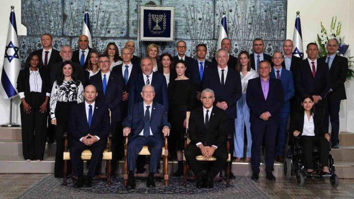Naftali Bennett, el nuevo primer ministro de Israel