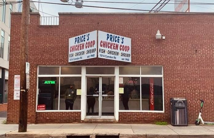 Price's Chicken Coop cierra sus puertas después de casi 60 años
