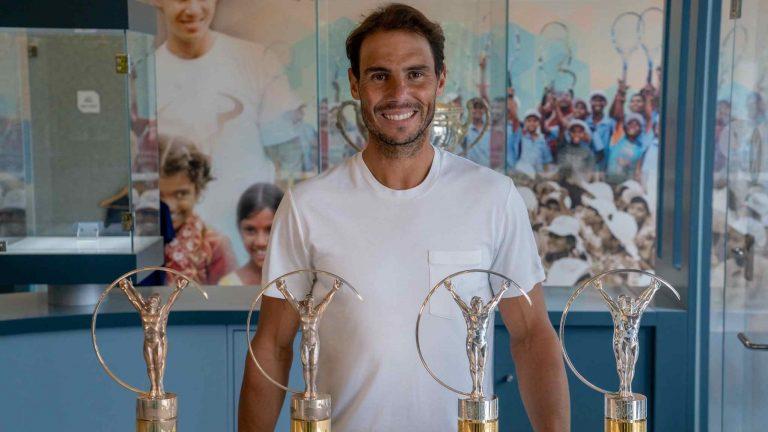 Rafael Nadal extiende récord en semifinales del Abierto de Francia