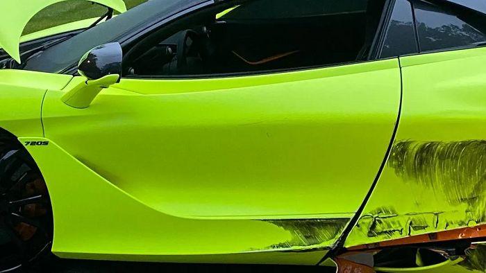 Robaron auto de lujo del ex Panthers Thomas Davis