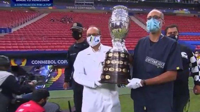 Ya suman más de 50 casos de COVID-19 en Copa América