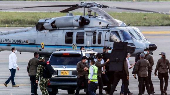 ¿Quién está detrás del atentado contra el presidente Iván Duque