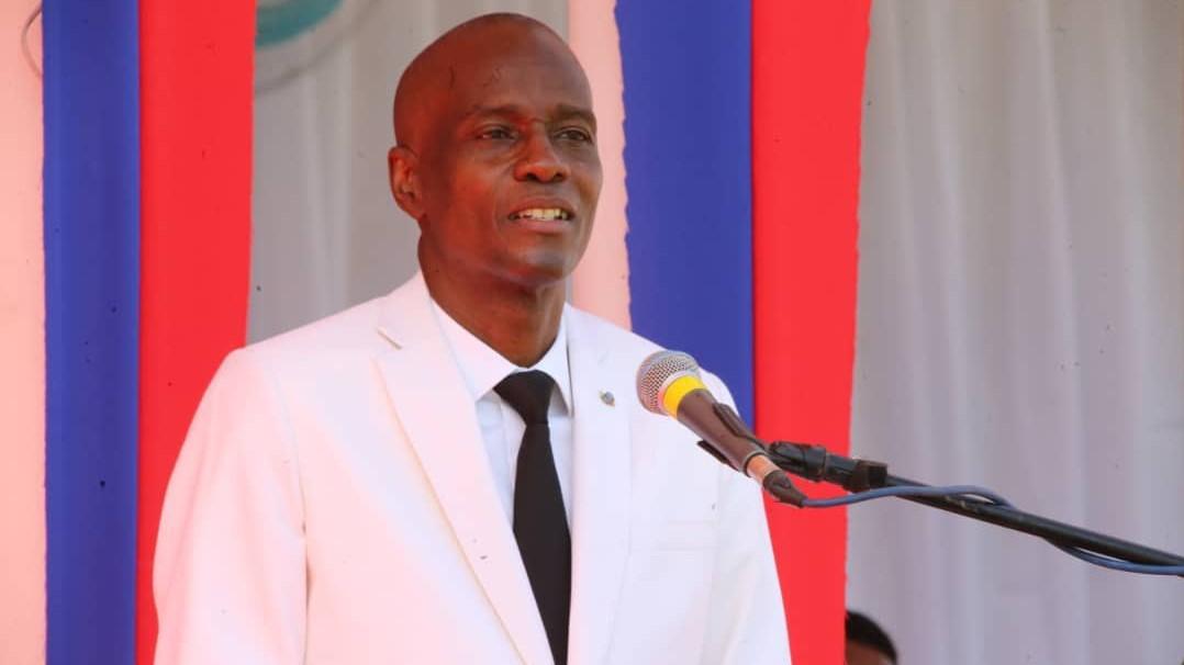 Asesinan a presidente de Haití Jovenel Moïse