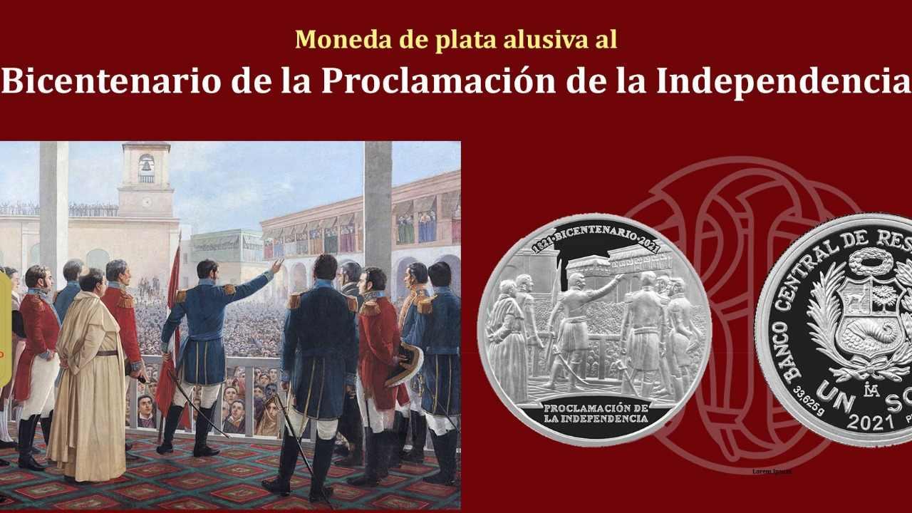 Bicentenario de Perú BCR y toma de posesión de Pedro Castillo