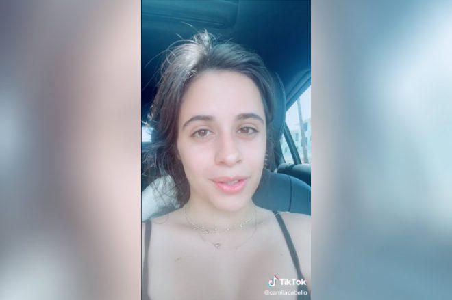 Camila Cabello se defendió de críticas