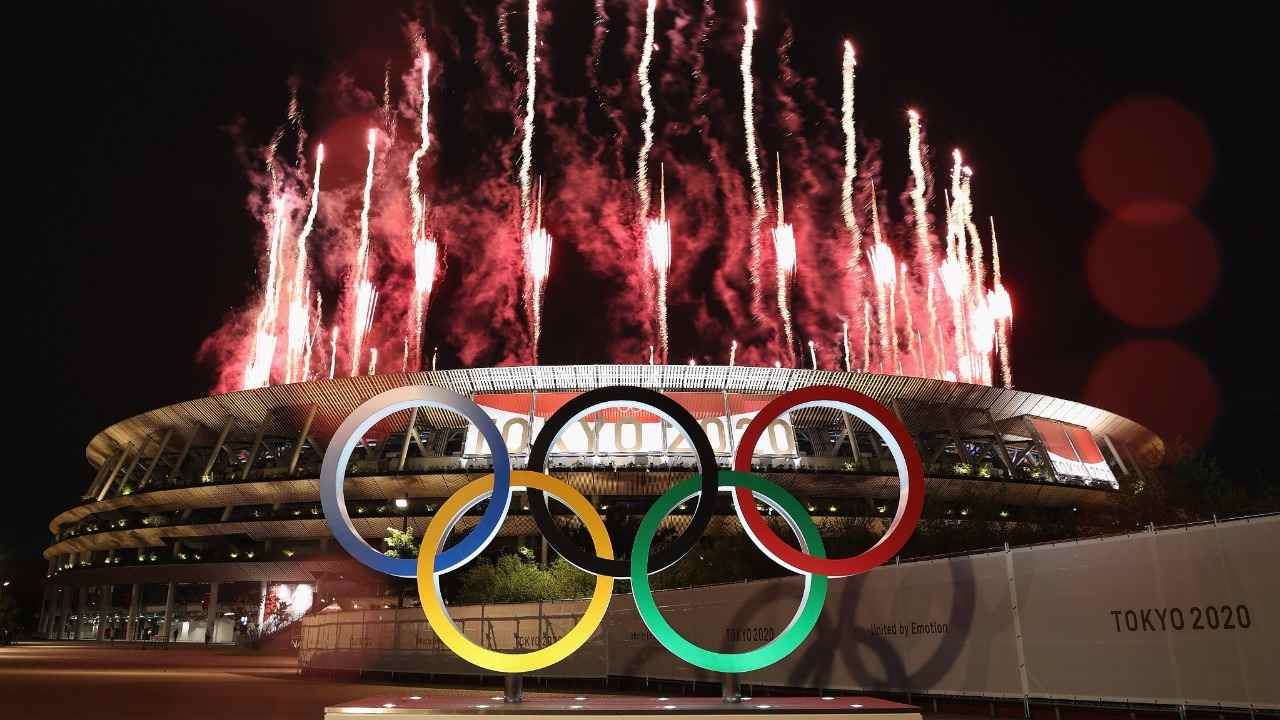 Ceremonia agridulce Olympic Games Tokyo 2020