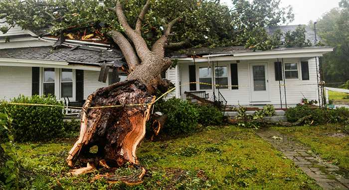 Cobertura de seguro en temporada de huracanes