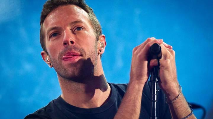 Coldplay lanza su nuevo disco Music of the spheres