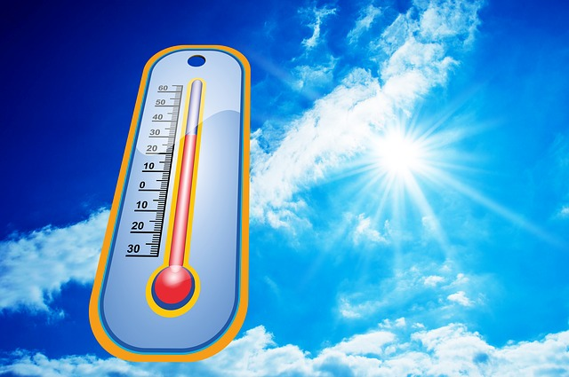 Consejos de NCDHHS para evitar enfermedades relacionadas con el calor
