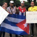 Cuba Bachelet y artistas latinos se pronuncian