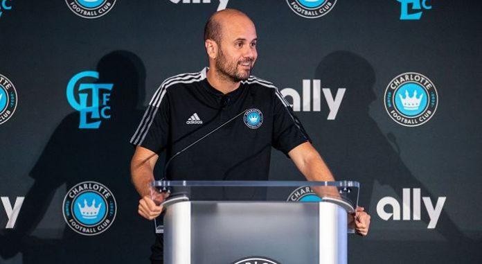 """Entrenador de Charlotte FC ya está en casa """"Es un hermoso desafío"""""""