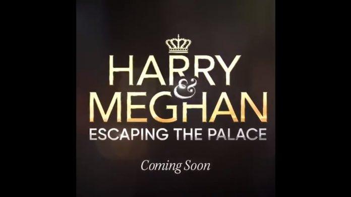"Escaping the Palace"" de ""Harry & Meghan se estrena este otoño"