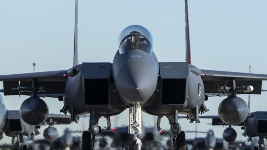 Estados Unidos enviará 25 F-22 Raptors a Guam y Tinian