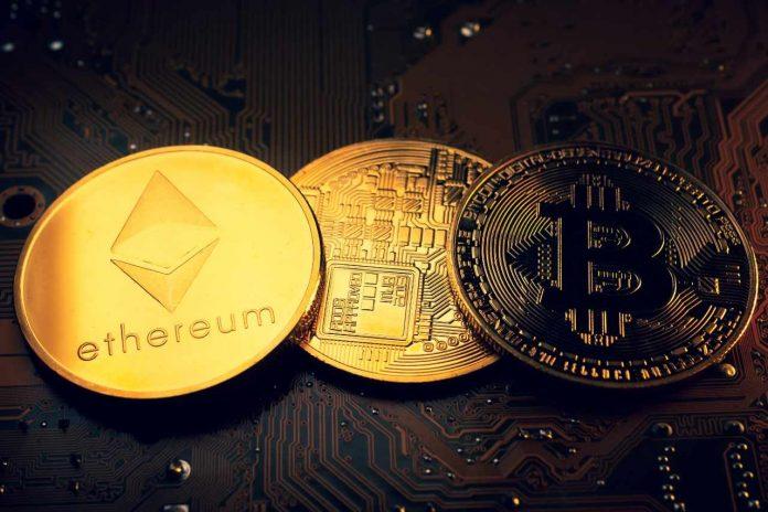 Ethereum supero a Bitcoin en direcciones act