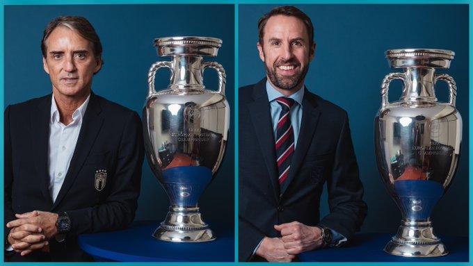 Final de la Eurocopa en Wembley