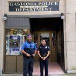 Hispanos en Gastonia con apoyo policial