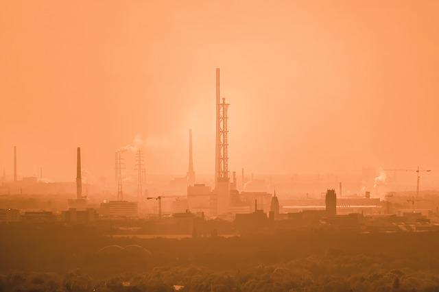 Humo de incendios en oeste de EEUU llega a Carolina del Norte