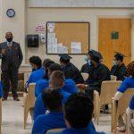 Presos se gradúan en la cárcel de Mecklenburg