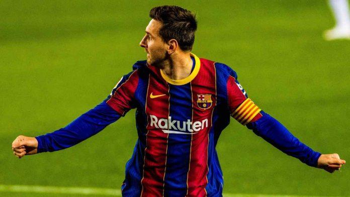 Messi dejó de ser Agente Libre
