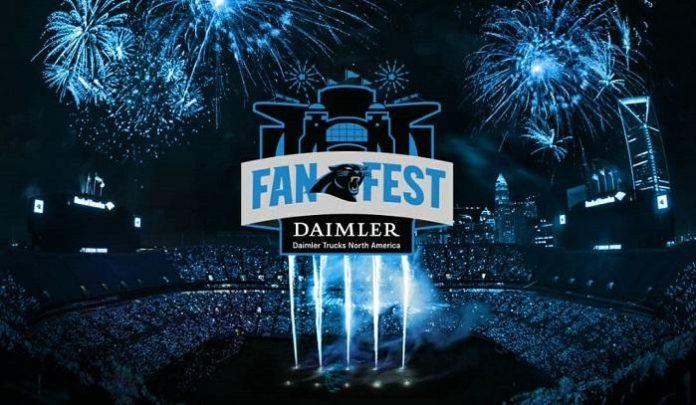 Mucho fútbol y diversión en el Fan Fest de los Panthers