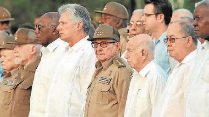 Muere el sexto militar de alto rango en Cuba