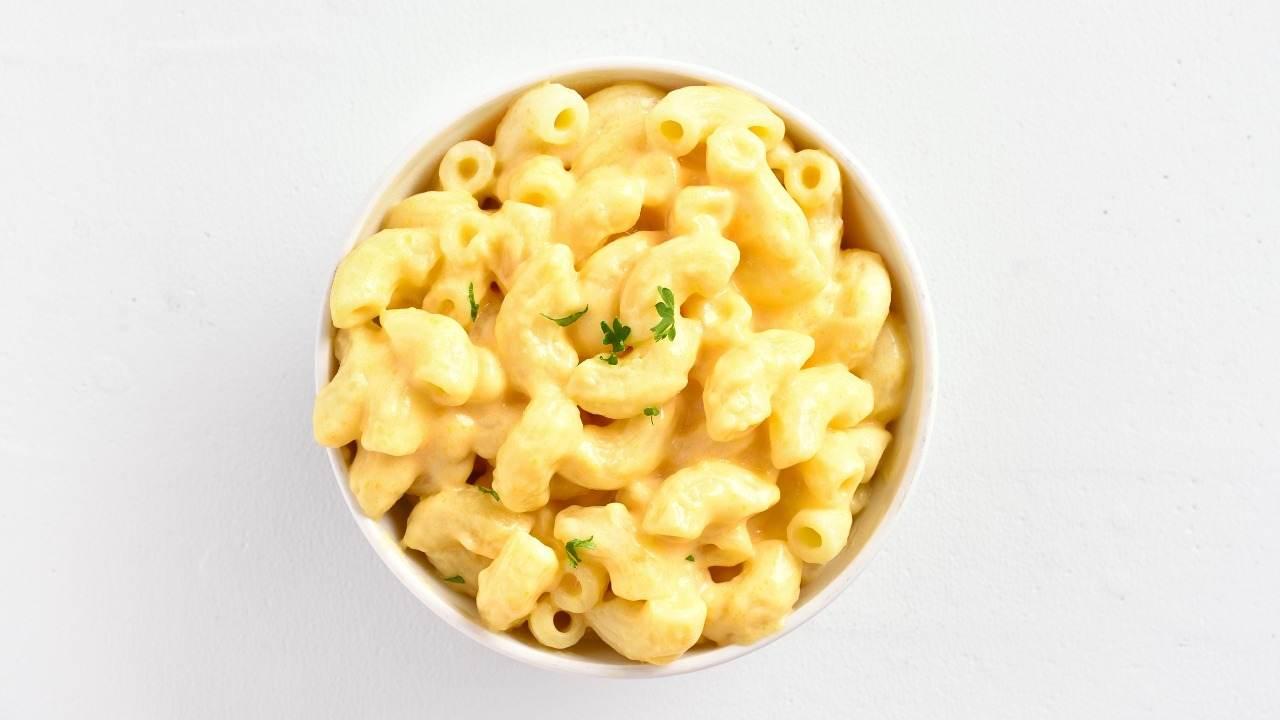 National Mac And Cheese Day plato tradicional en EE. UU.